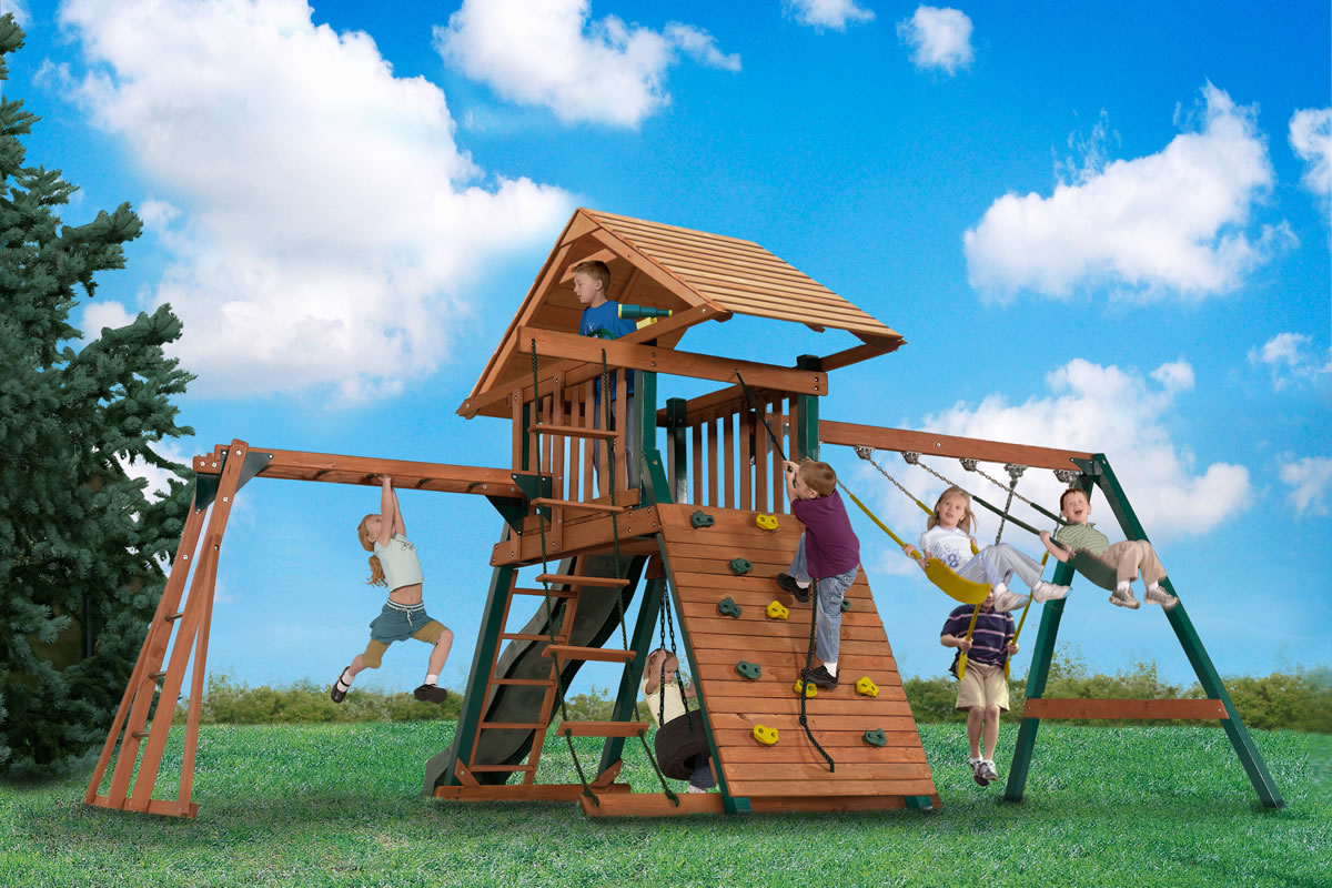 guide to buy the right swing set
