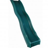 """This fun playground slide can be easily attached to play decks measuring 42"""" - 48"""" tall."""