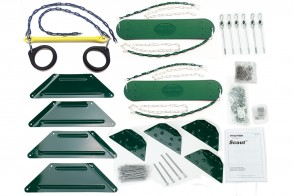 Hardware kit includes everything you see here.