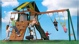 swing set reviews