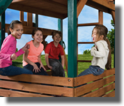 swingsets for kids to learn