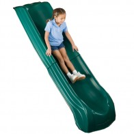 This slide provides a safe and exciting route to the bottom.